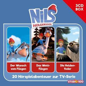 01: Der Wunsch vom Fliegen (CGI), Nils Holgersson