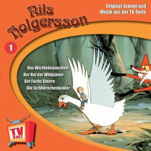 01: Die Abenteuer von Nils Holgersson, Diverse Interpreten