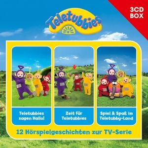 01: Teletubbies sagen Hallo!, Teletubbies