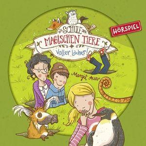 02: Voller Löcher!, Die Schule Der Magischen Tiere