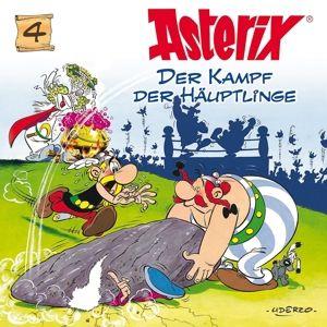 04: Der Kampf Der Häuptlinge, Asterix