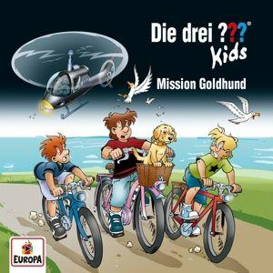 065/Mission Goldhund, Die drei ??? Kids