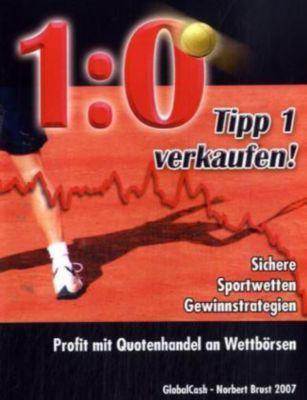 1:0 Tipp 1 verkaufen, Norbert Brust