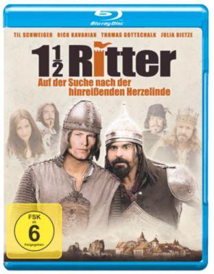1 1/2 Ritter - Auf der Suche nach der hinreißenden Herzelinde, Oliver Philipp, Oliver Ziegenbalg