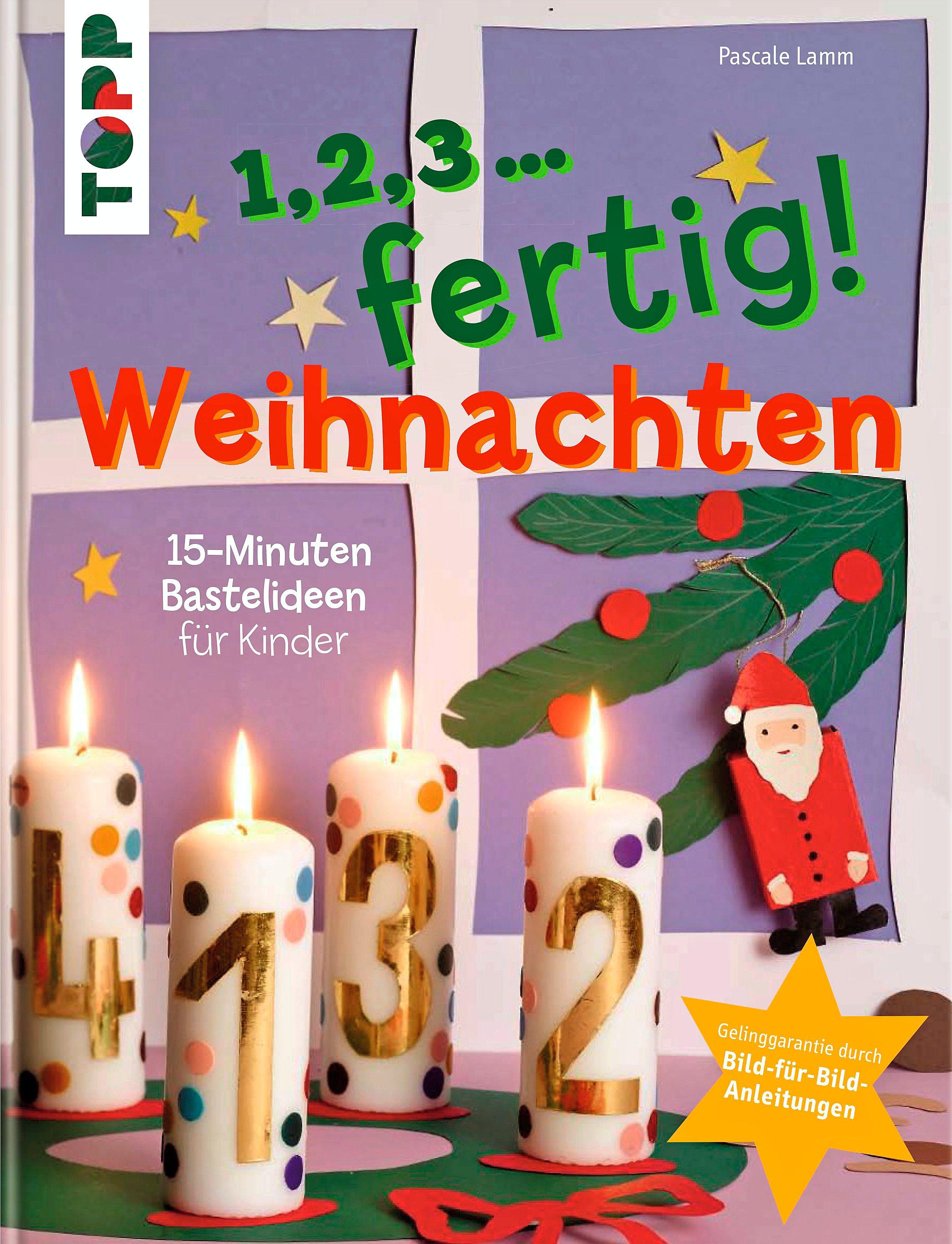 Fingerfarbe Weihnachten.1 2 3 Fertig Weihnachten Buch Bei Weltbild At Bestellen