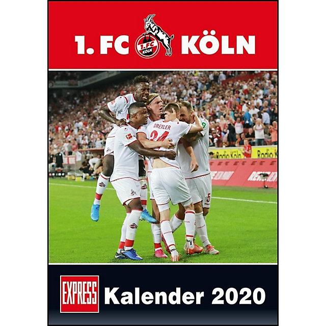 1 Fc Köln 2020 Kalender Günstig Bei Weltbildde Bestellen