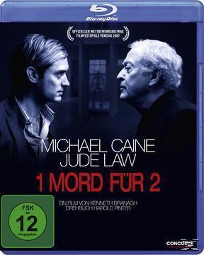 1 Mord für 2, Michael Caine, Jude Law