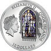 """10 Dollars - Windows of Heaven """"Franziskanerkirche"""" - Produktdetailbild 1"""