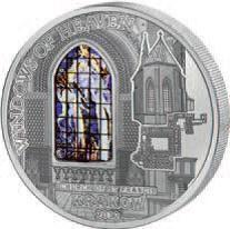 10 Dollars - Windows of Heaven Franziskanerkirche