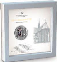 """10 Dollars - Windows of Heaven """"Franziskanerkirche"""" - Produktdetailbild 2"""