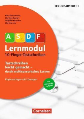 10-Finger-Tastschreiben, m. CD-ROM -  pdf epub