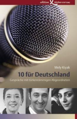 10 für Deutschland, Mely Kiyak