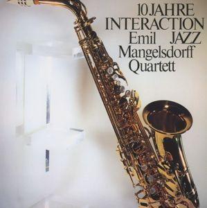10 Jahre Interaction Jazz, Emil Quartett Mangelsdorff