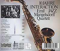 10 Jahre Interaction Jazz - Produktdetailbild 1