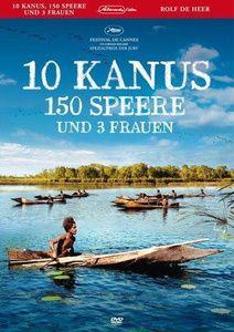 10 Kanus, 150 Speere und 3 Frauen, Rolf de Heer