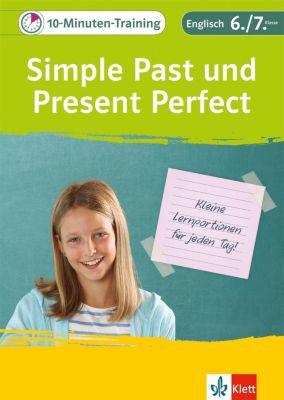10-Minuten-Training Simple Past und Present Perfect