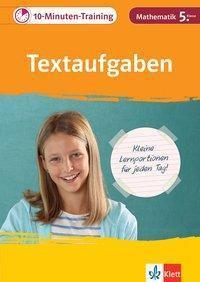 10-Minuten-Training Textaufgaben Mathematik 5. Klasse -  pdf epub