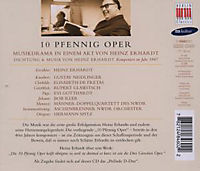 10 Pfennig Oper, 1 Audio-CD - Produktdetailbild 1