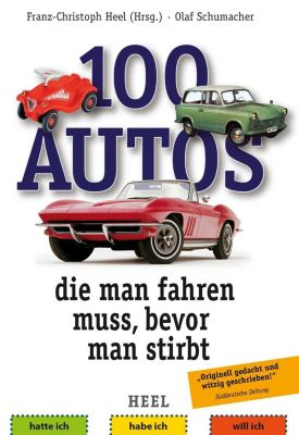 100 Autos, die man fahren muss, bevor man stirbt -  pdf epub