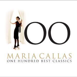 100 Best Callas, Maria Callas, Various