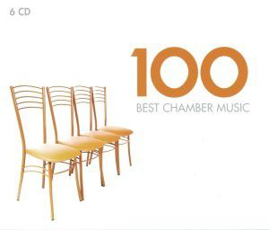 100 Best Chamber Music, Diverse Interpreten