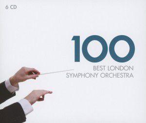 100 Best London Symphony Orch., Menuhin, Beroff, Baker, Previn