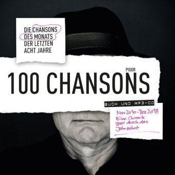 100 Chansons, m. mp3-CD - Thomas Pigor |