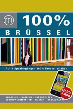 100% Cityguide Brüssel, Liesbeth Pieters