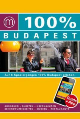 100% Cityguide Budapest, Annelies Pilon, Guy Minnebach