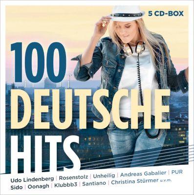 100 Deutsche Hits (Exklusive 5CD-Box), Various