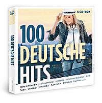 100 Deutsche Hits (Exklusive 5CD-Box) - Produktdetailbild 1