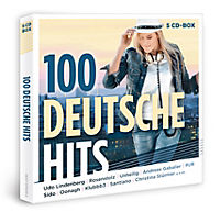 100 Deutsche Hits (Exklusive 5CD-Box) - Produktdetailbild 1