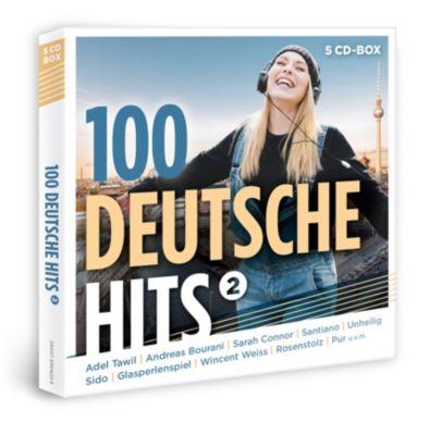 100 Deutsche Hits Vol. 2 (Exklusive 5CD-Box), Diverse Interpreten