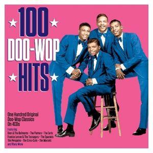 100 Doo-Wob Hits, Diverse Interpreten