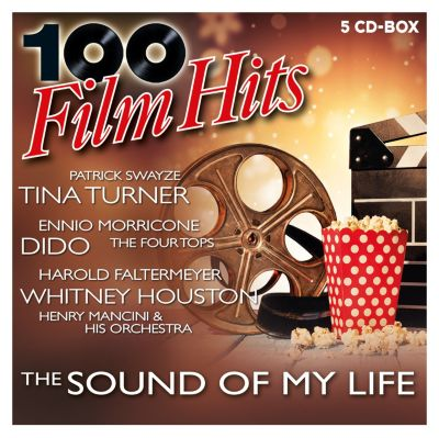 100 Film Hits - The Sound Of My Life (Exklusive 5CD-Box), Various