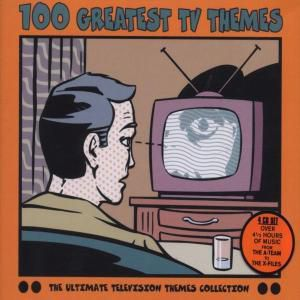 100 Greatest Tv Themes (Box-Set), OST-Original Soundtrack Tv
