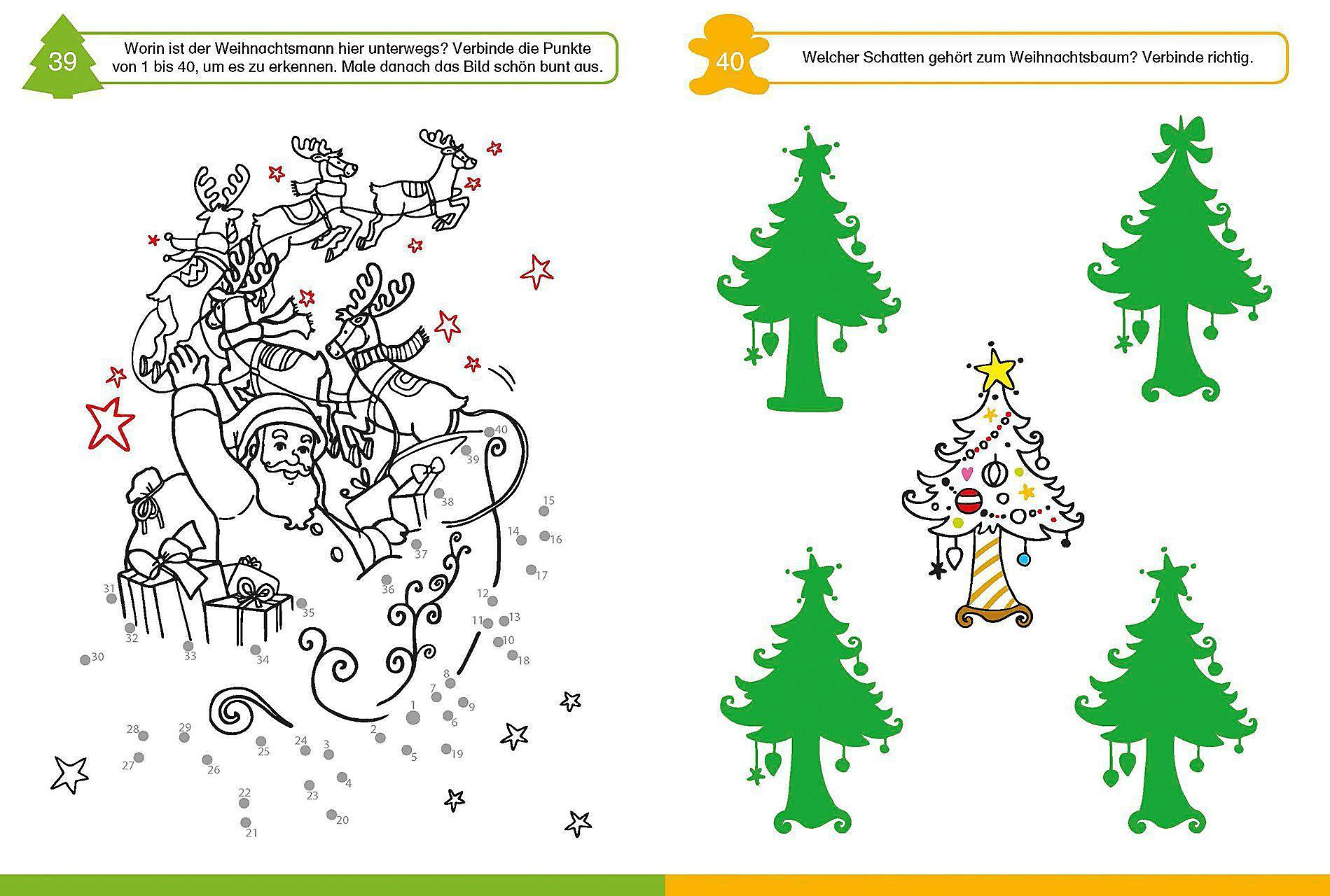 Rätsel Weihnachten Erwachsene.100 Gute Laune Rätsel Weihnachten Buch Bestellen Weltbild De