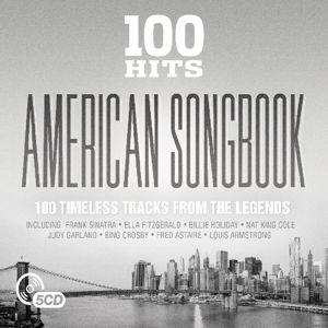100 Hits-American Songbook, Diverse Interpreten