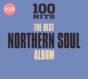 100 Hits-Best Northern Soul, Diverse Interpreten