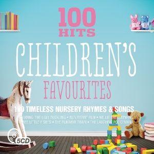 100 Hits - Children's Favourites, Diverse Interpreten