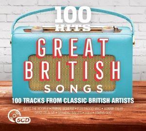 100 Hits-Great British Songs, Diverse Interpreten