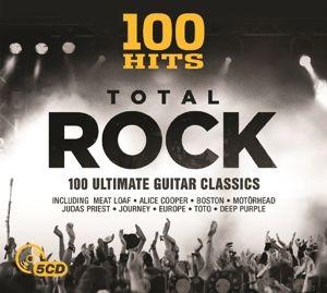 100 Hits-Total Rock, Diverse Interpreten