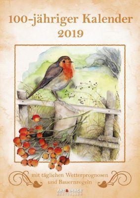 100-Jähriger Kalender 2019