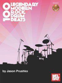 100 Legendary Modern Rock Drumbeats, JASON PRUSHKO
