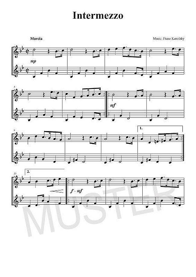 Oh Tannenbaum Blockflöte.100 Leichte Duette Für 2 Trompeten 100 Easy Duets For 2 Trumpets