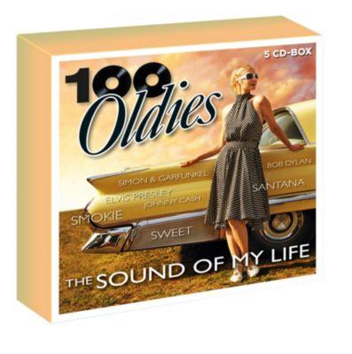 100 Oldies - The Sound Of My Life, Diverse Interpreten