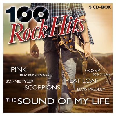 100 Rock Hits - The Sound Of My Life, Diverse Interpreten