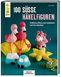 Bookies Tierische Lesezeichen Zum Häkeln By Supergurumi Weltbildch