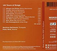 100 Years Of Songs - Produktdetailbild 1