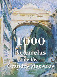 1000 Acuarelas de los Grandes Maestros, Victoria Charles